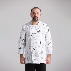 Кітель кухарський чоловічий 9401-642