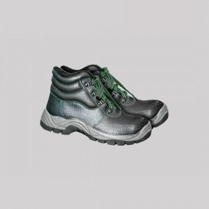Ботинки  утепленные 7114