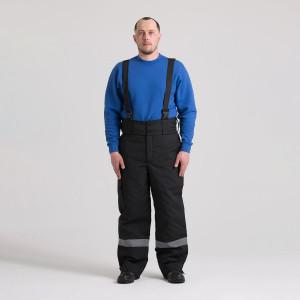 Полукомбинезон рабочий утепленный 9135-115