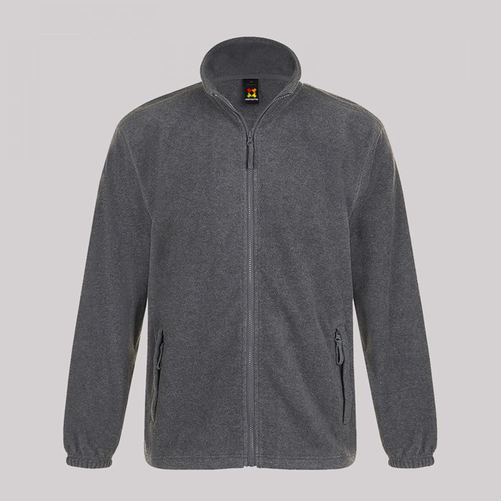 Флісова куртка чоловіча 7604-114